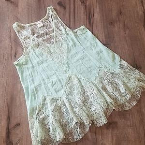 Intimately Free People mint top